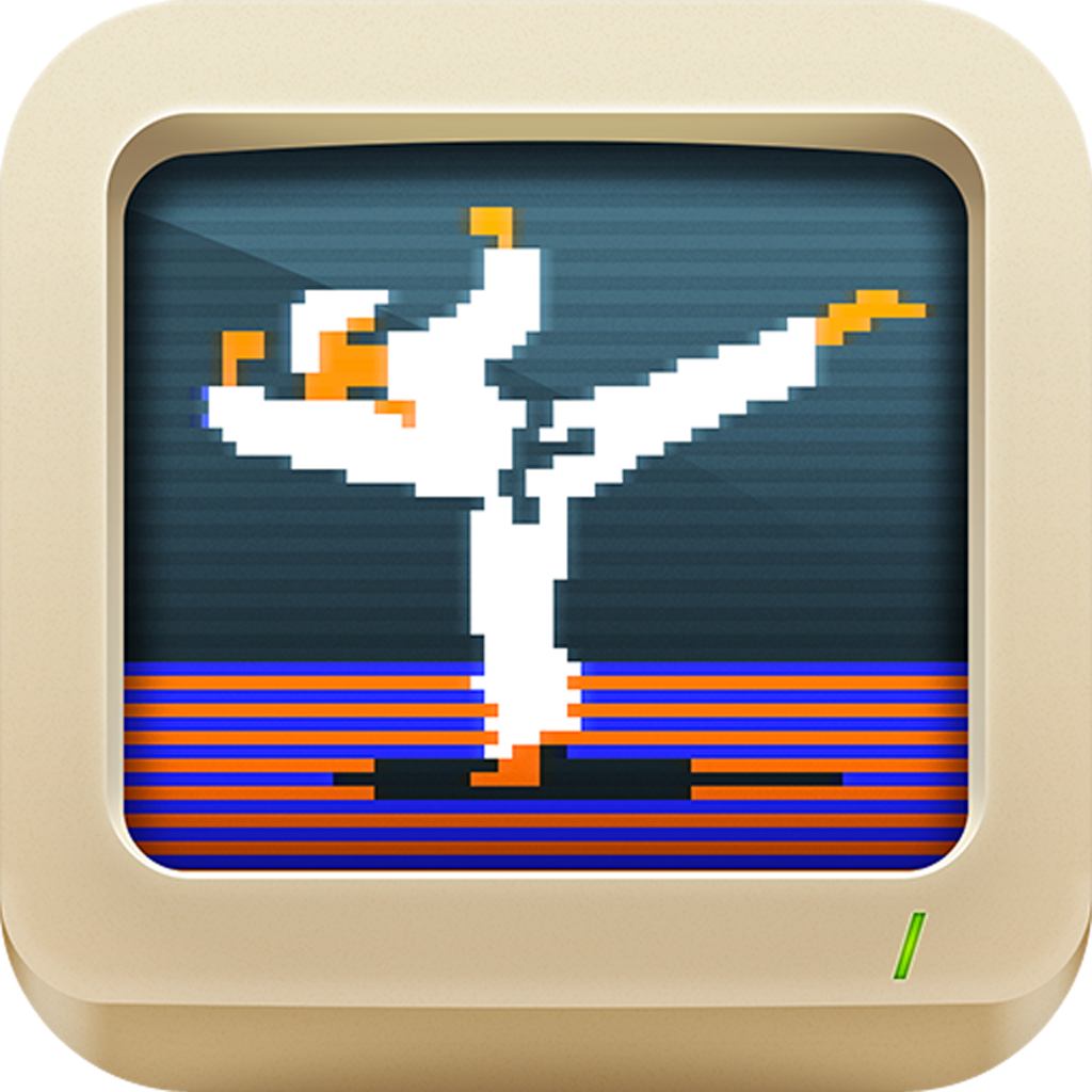 Karateka Classic iOS